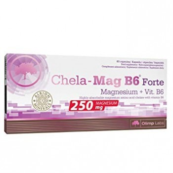 Olimp Chela Mag B6 - 60 Kapsel