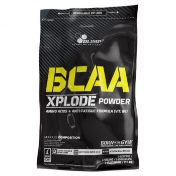 Olimp BCAA Xplode Powder - 1kg
