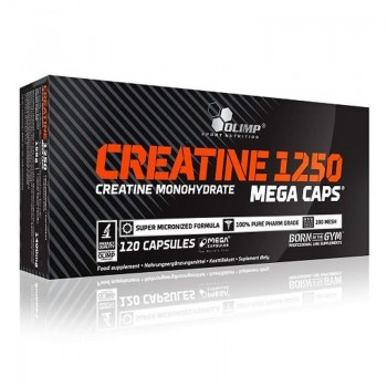 Olimp Creatine Mega Caps -...
