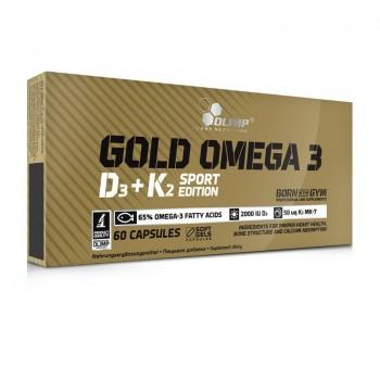Olimp Omega 3 Gold Edition...