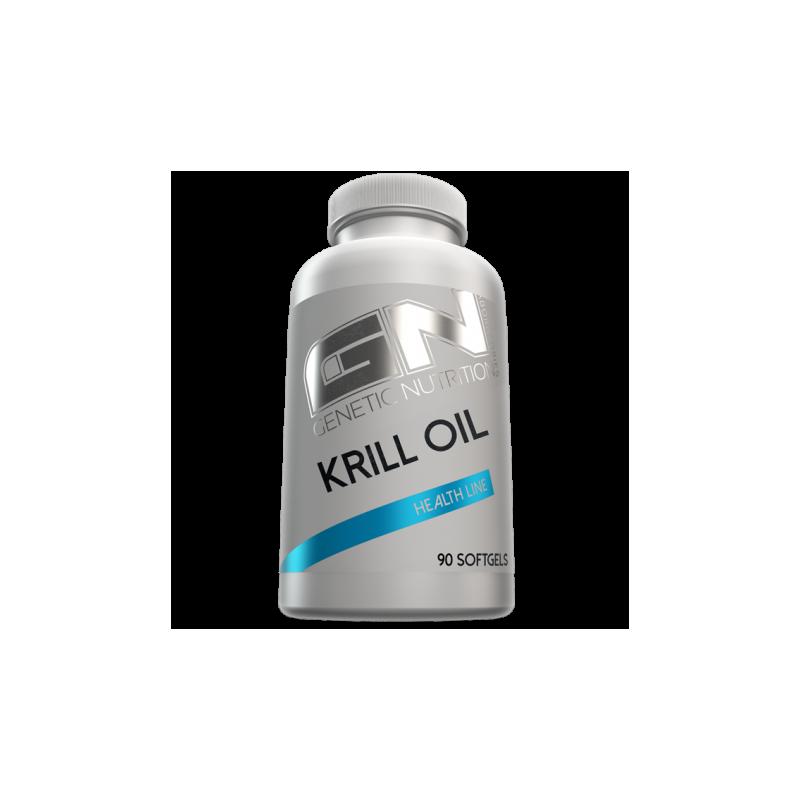 GN Krill Oil - 90 Softgels
