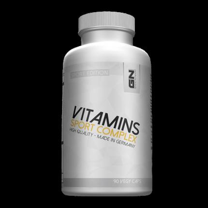 GN Vitamins Sport Complex - 90 Kapsel