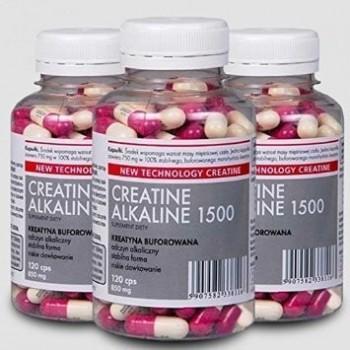 Megabol Creatine Alkaline -...