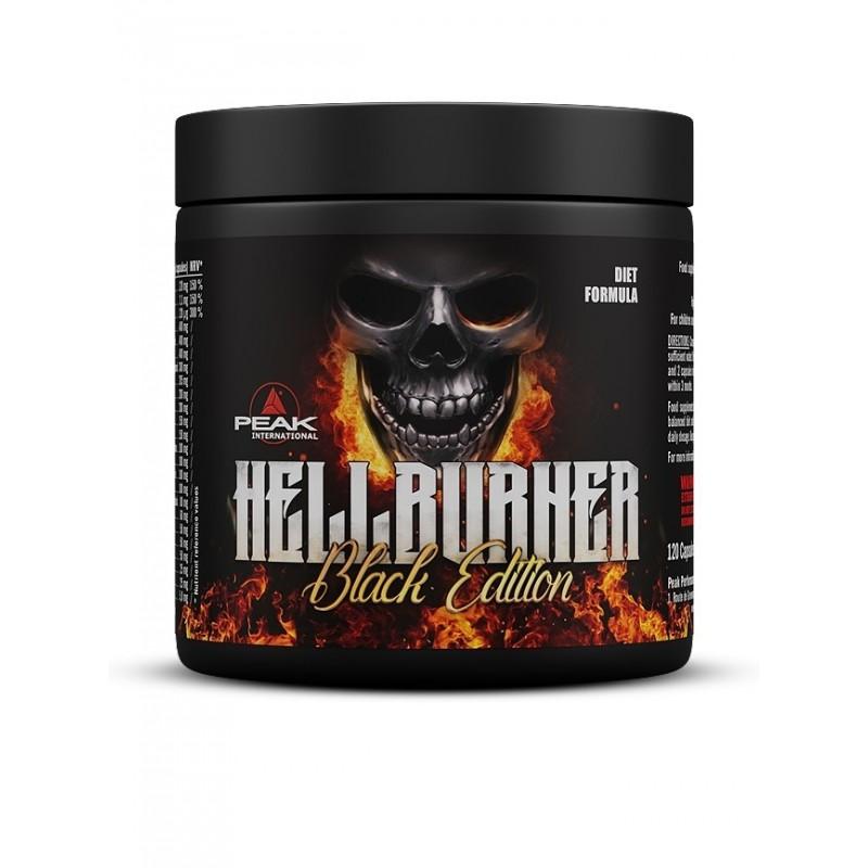 Peak - Hellburner Black-Edition (120 Kapseln)