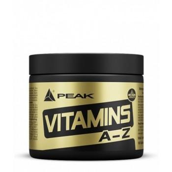 Peak Vitamin A-Z 180 Tabl.