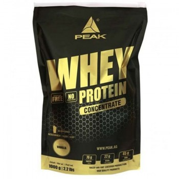 Peak Whey Concentrate - 1kg