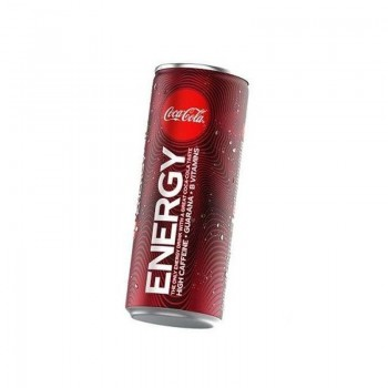 Coca-Cola Energy 12 x 250ml