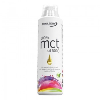 Best Body MCT Öl 5000 (500ml)