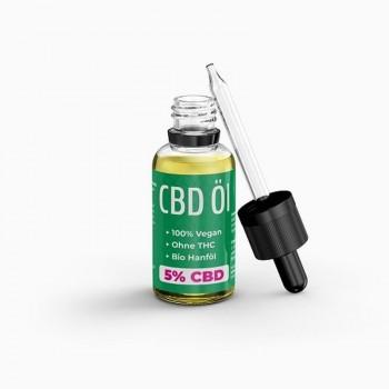 KDM Liquids CBD Öl ml 500mg...