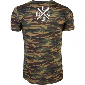 8 WEAPONS T-Shirt - Camo...