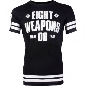 8 WEAPONS T-Shirt - TEAM 08