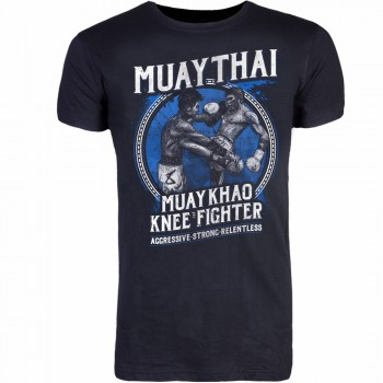 8 Weapons T-Shirt - Muay...