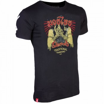 8 Weapons T-Shirt - Boran...