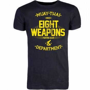 8 WEAPONS T-Shirt - Fight...