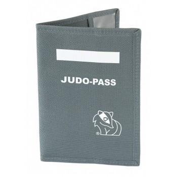 HÜLLE FÜR JUDO-PASS, GRAU