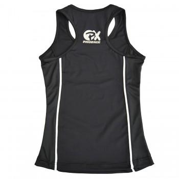 PX Ladies Stretch Boxshirt,...