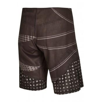 PX MMA Shorts schwarz-grau,...