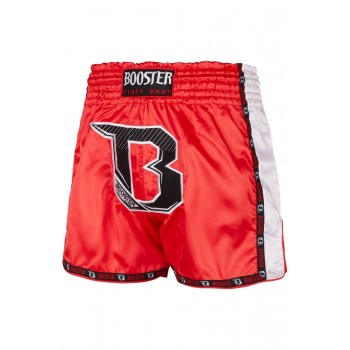 BOOSTER PRO Thai Shorts rot