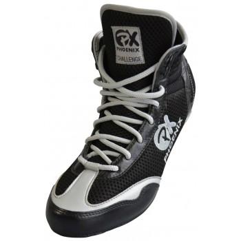 PX Box Schuhe, schwarz-grau
