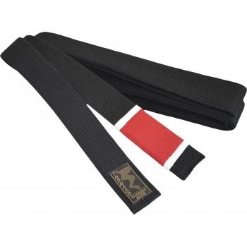 BJJ Gürtel schwarz, roter...