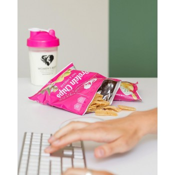 Womens Best Protein Crisps,...
