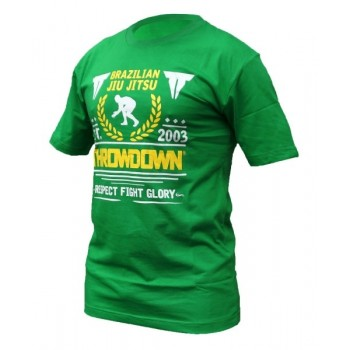 Throwdown® T-Shirt Glory green