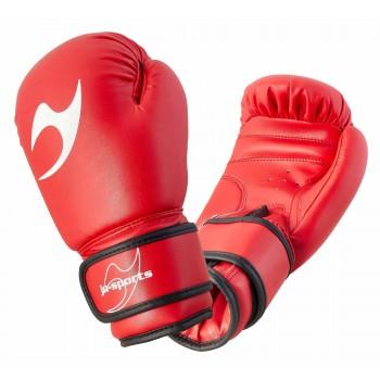 Boxhandschuhe Kinder rot