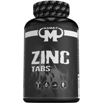 Best Body Mammut Zinc Tabs,...