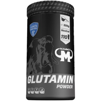 Best Body Mammut L-Glutamin...