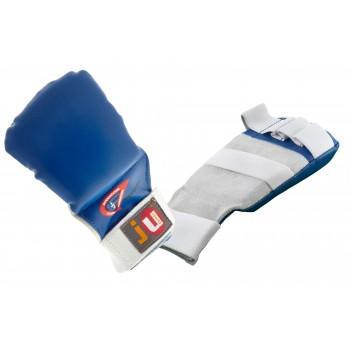 Ju-Jutsu Handschutz pro blau