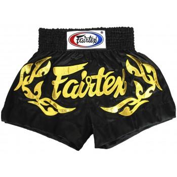 FAIRTEX Thai Shorts schwarz...
