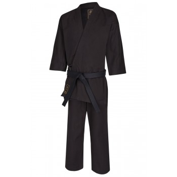Karate Gi TORA BLACK 14oz...