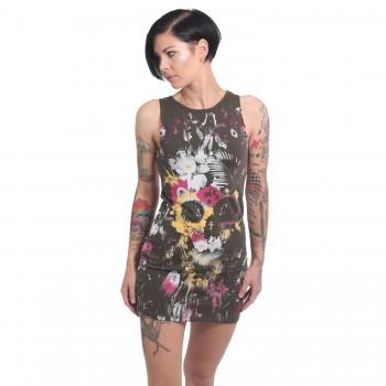 Flower Skull Dress