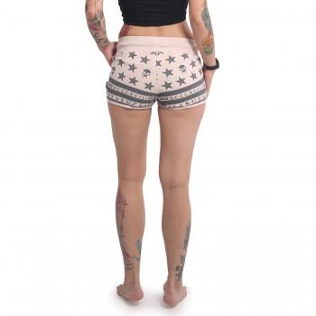 Skull N Stars Sweat Shorts