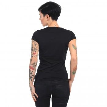 Basic Line V Neck Shirt