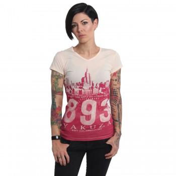 Skyline V Neck T-Shirt