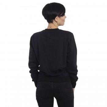 Basic Line Script Sweatshirt
