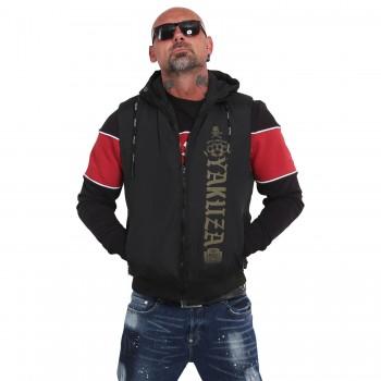 Muerte Hooded Vest