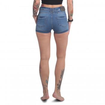 Fly Denim Shorts