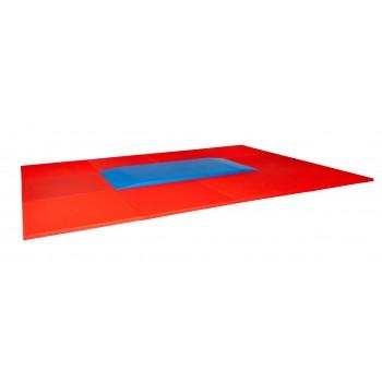 Wurfmatte 2x1 Meter...