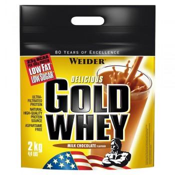 WEIDER Gold Whey 2000g Beutel