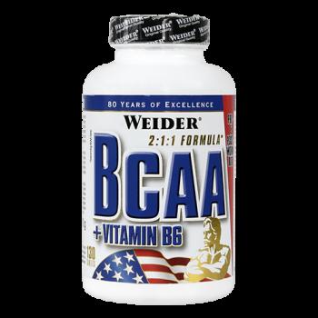 Weider - BCAA Tablets, 130...