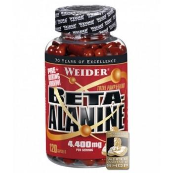 Weider - Beta-Alanine, 120...