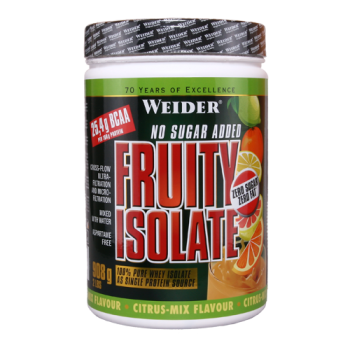 Weider - Fruity Isolate,...