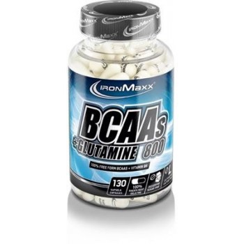 IronMaxx BCAAs + Glutamin...