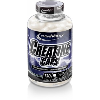 IronMaxx Creatine Caps, 130...