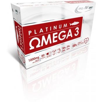 IronMaxx Platinum Omega 3,...