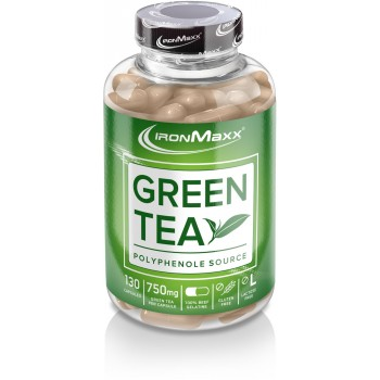 IronMaxx Green Tea, 130...