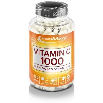 IronMaxx Vitamin C 1000,...