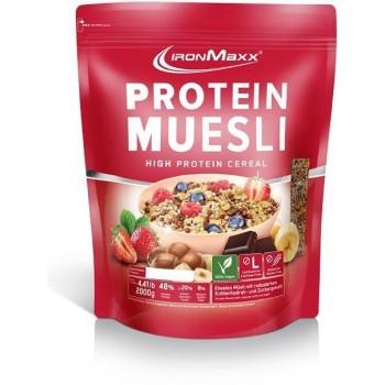 IronMaxx Protein Müsli,...
